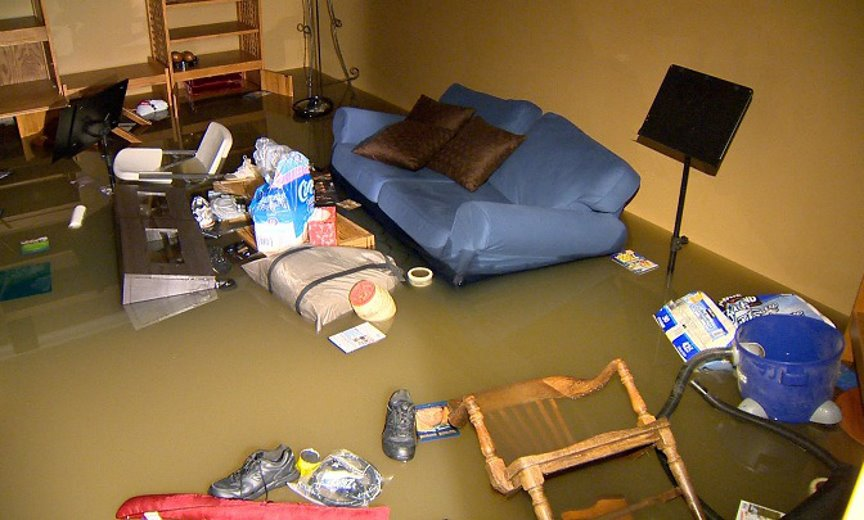 The devastating effects that flood had on our community