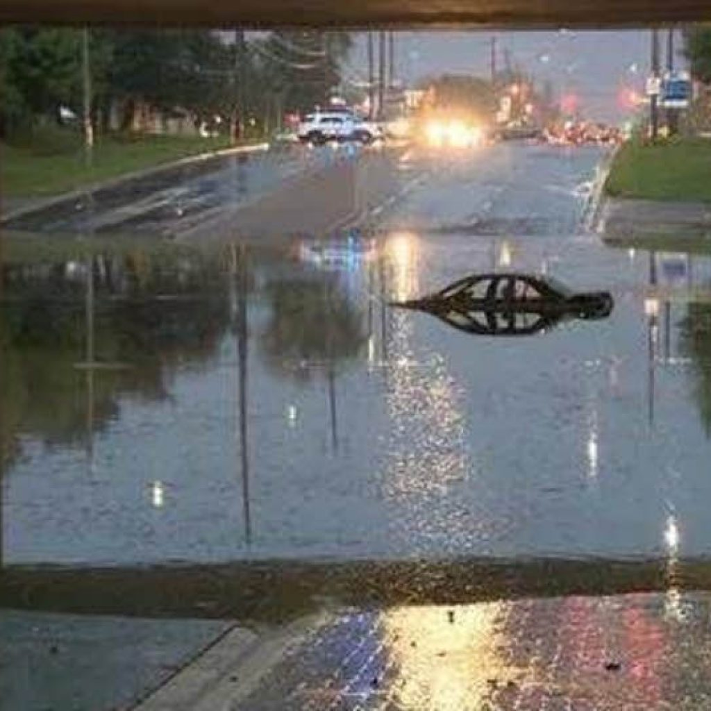 Burlington's record rainfall of 191 mm in just eight hours